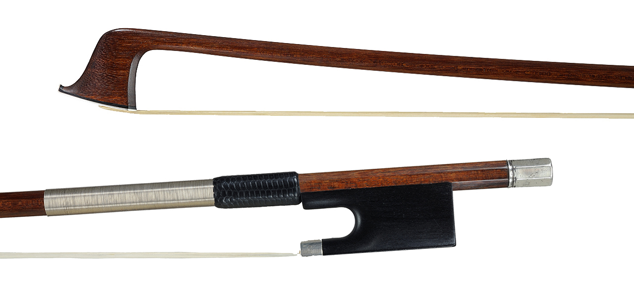 F. X. Tourte violin bow, ca. 1795